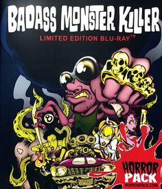 Badass Monster Killer (Blu-ray), Horror Pack exclusive