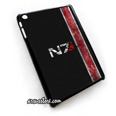 N7 Mass Effect 4 Video Games iPad Case , iPad 2 3 4 Case , iPad Mini Case