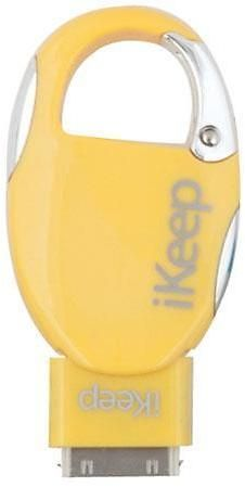 IKeep Retractable Cable, Yellow
