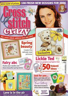 Cross Stitch Crazy 082