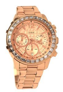 GUESS Sport Chronograph Watch