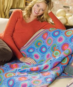 Pokey Dots Throw