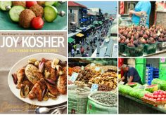 Sign up to host a Joy of Kosher Cookbook Club in Israel and get a free book!