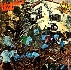 Fela Kuti - Kalakuta Show from the album Kalakuta Show EMI Records 1976 If you like the music, please support the artists by BUYING IT! Lp Vinyl, Vinyl Records, Parliament Funkadelic, Fela Kuti, Factory Records, Luther Vandross, World Records, Sierra Leone, Audiophile