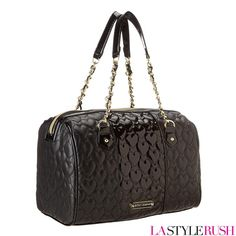 betsey johnson purses | BETSEY JOHNSON | Shop Betsey Johnson Be My Wonderful Satchel Purse in ...