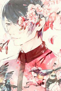 http://shirayukii.tumblr.com/post/125685114867/i-taste-pretty-delicious