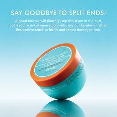 July Product of the Month: Moroccanoil Restorative Hair Mask Hair Mask For Damaged Hair, Damaged Hair Repair, Cool Haircuts, Cool Hairstyles, Exfoliate Scalp, Argan Oil Hair Mask, Hair Protein, Moroccan Oil, Hair Remedies