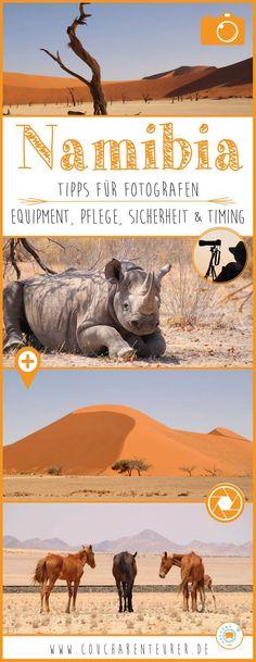 Namibia ist ohne Frage ein Traumland für Fotografen. Die großen Gegensätze machen eine Reise in das Land im südlichen Afrika zu einem unvergesslichen Highlight. Doch genau diese Gegensätze verlangen dem Equipment einiges ab und es gibt Grundsätzliches zu beachten, bei einer Foto-Safari durch dieses faszinierende Land.