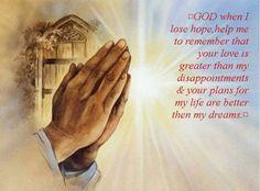 Praying Hands..