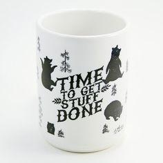 Get Stuff Done Mug