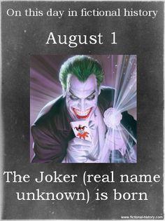 The birth of laughter The Joker Batman Dc Batman Villains DC comics Heros Comics, Marvel Dc Comics, Arkham Asylum, Arkham City, Beth Moore, Squad, Superhero Facts, Batman Facts, I Am Batman