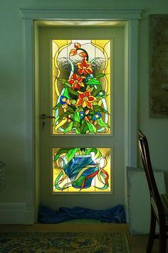 #glassatelier , #polandhandmade , #tiffany , stainedglass , #witraże