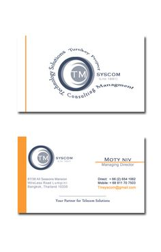 B.Card for TM-SYSCOM