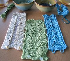 small lace cuff patterns Knitty.com  Maybe I can start with some small patterns first