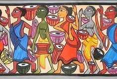 Tribal Arts of India - Paperblog