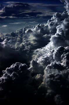 sky, clouds, photograph, dark,