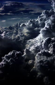 sky, clouds, photograph, dark,
