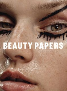 Plasticity | Leila Goldkuhl by Paola Kudacki for Beauty Papers Magazine Spring…