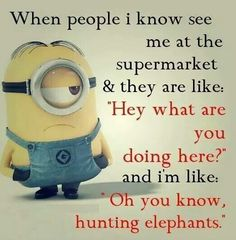 Philadelphia Funny Minions AM, Wednesday May 2016 PDT) - 30 pics - Minion Quotes Funny Minion Memes, Minions Quotes, Funny Texts, Funny Jokes, Hilarious, Minion Sayings, Minion Humor, Funny Sayings, Minions Images