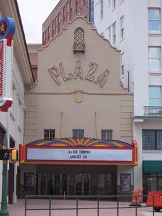 Plaza Theater - El Paso, Texas