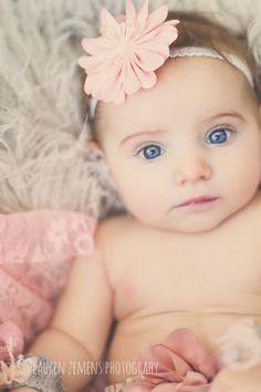 © Lauren Zemens Photography | 3 month photos| Metro Detroit Baby Photographer |