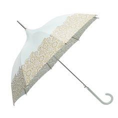 nice stuff: Molly Marais umbrella minty gold lace Gold Lace, Nice, Lady, Fashion, Cloakroom Basin, Moda, Fashion Styles, Nice France, Fashion Illustrations