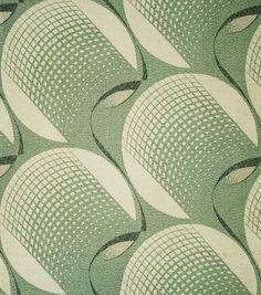 ✽ art deco fabric design by o r plaistow for courtaulds ltd -jacquard woven cotton and rayon - england, 1931 brocké wallace Textile Patterns, Textile Prints, Textile Design, Fabric Design, Print Patterns, Art Deco Pattern, Abstract Pattern, Pattern Fabric, Art Deco Fabric