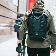 Urban Ex Rolltop 18 Backpack by Chrome