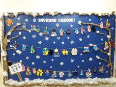 Preschool Bulletin Boards, Diy For Kids, Presents, Classroom, Seasons, Activities, Creative, Crafts, Winter Ideas