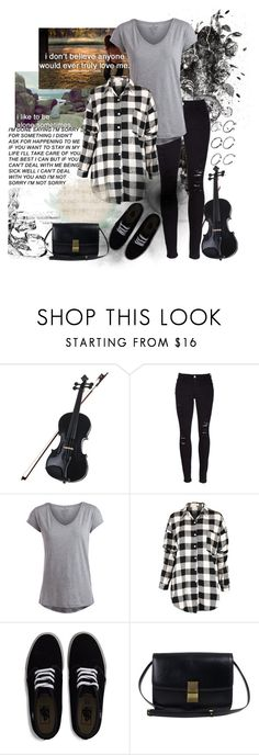 """I'm Only Human, And I Bleed When I Fall Down"" by the-runaway-girl ❤ liked on Polyvore featuring Rosin, Frame Denim, Pieces, Vans and ASOS"