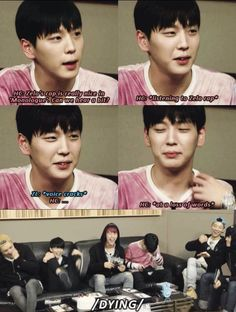 Ah, poor Himchan and Zelo! ㅋㅋㅋㅋㅋ