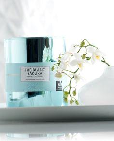 Bougies la Française - Bougie parfumée XL thé blanc sakura Slow time