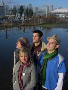 hey ocean, ages ago. note olympic village under construction. and ashleigh ball's sabian pin.