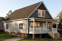 The Carolina Cape. Come by and see this home in Hampstead!