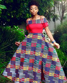 Image may contain: 1 person Sepedi Traditional Dresses, African Traditional Wear, African Attire, African Fashion Dresses, African Dress, Afrocentric Clothing, African Wedding Dress, Dress Patterns, High Waisted Skirt