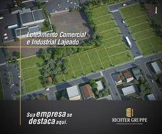 Com uma localização estratégica, às margens da BR 386, o empreendimento se destaca por estar na cidade de Lajeado, no Vale do Taquari - RS, que possui índices de crescimento superiores ao do Estado. A cidade possui perfil socioeconômico moderno, qualificado e competitivo, sendo um polo comercial e industrial com excelente infraestrutura.  Os lotes estão prontos para receber sua empresa.   - Lotes de 1000 m² - Área de lazer - Ruas pavimentadas - Às margens da BR 386 - A 5 Km do centro de L
