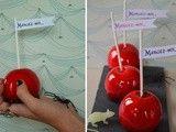 Pommes d'amour empoisonnées