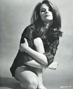 Charlotte Rampling - 'Georgy Girl' - 1966
