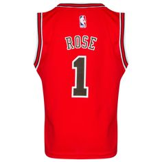 Chicago Bulls Boys Red Derrick Rose Replica Jersey by Adidas  Chicago  Bulls   ChicagoBulls 5391e7742