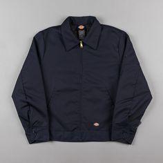 Dickies Lined Eisenhower Jacket - Dark Navy