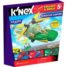 K'Nex Rescue Copter [231 pcs - No.4]
