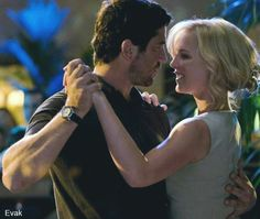 Gerard Butler & Katherine Heigl in The Ugly Truth