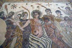 Mosaico romano de Baños de Valdearados