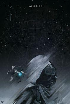 Destiny planet posters