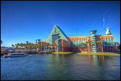 Disney Resorts - The Walt Disney World Dolphin