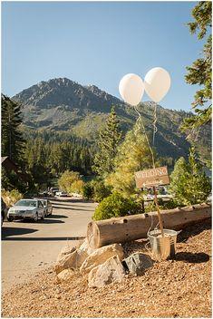Wedding Ceremony- Lake Tahoe Wedding | The Budget Savvy Bride