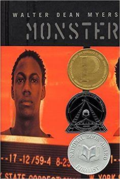 Monster: Walter Dean Myers: 9780060280772: Books - Amazon.ca
