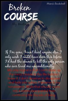 REVIEW: Broken Course (Wrecked and Ruined #3) - Aly Martinez ~ Mara's Bookshelf