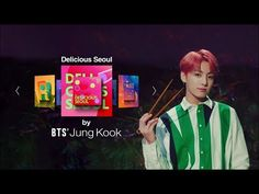 The best way to experience Seoul is to live like a local. This episode, 'Delicious Seoul' is a real story of Seoul life, brought to you by BTS' Jung Kook. Jung Kook, Busan, Bts Amino, Piano Cover, Boy Pictures, Welcome To The Family, Bts Video, He Is Able, Bts Bangtan Boy