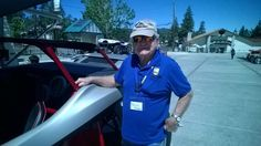 Bruce Meyers - creator of the Meyers Manx Manx Club gathering in Big Bear with over 200 buggy's